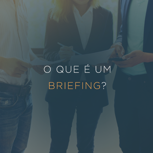 Reunião de briefing